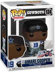 Vinylová figurka č. 124 Dallas Cowboys - Amari Cooper