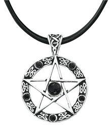 Černý pentagram