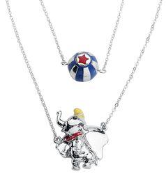 Víceřadý náhrdelník Disney by Couture Kingdom - Circus Ball