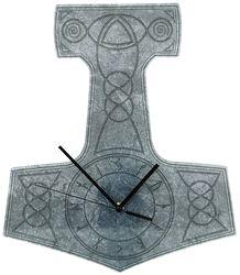 Acryl - nástěnné hodiny Thor's Hammer