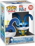 2 - Snowball (Superhero Suit) Vinyl Figure 765