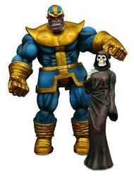 Akční figurka Marvel Select - Thanos