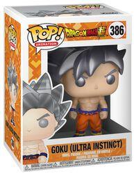 Vinylová figurka č. 386 Super - Goku (Ultra Instinct)