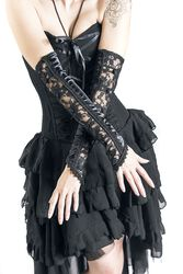 Návleky na ruce Gothic
