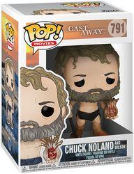 Cast Away Vinylová figurka č. 791 Chuck Noland a Wilson