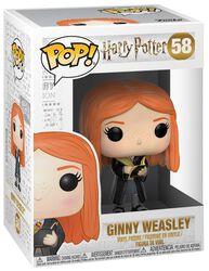 Vinylová figurka č. 58 Ginny Weasley s diářem