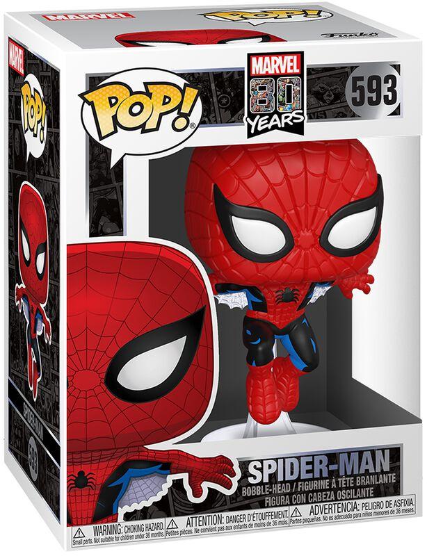 Vinylová figurka č. 593 80th - Spider-Man