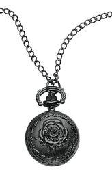Kapesní hodinky Black Rose