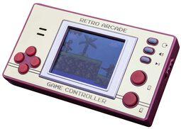 Arcade Games - herní konzola včetně 153 x 8-Bitových her