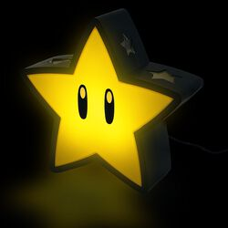 Lampa Super Star