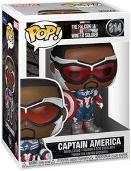 Vinylová figurka č. 814 Captain America