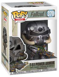 Vinylová figurka č. 370 T-51 Power Armor