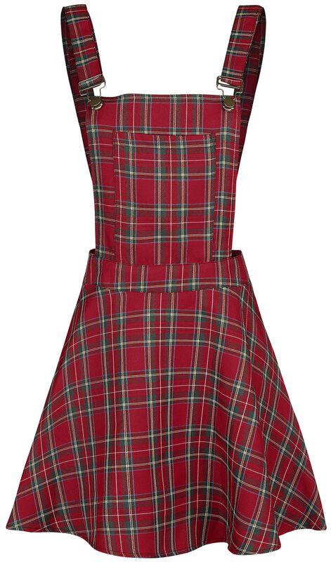 Plédové šaty