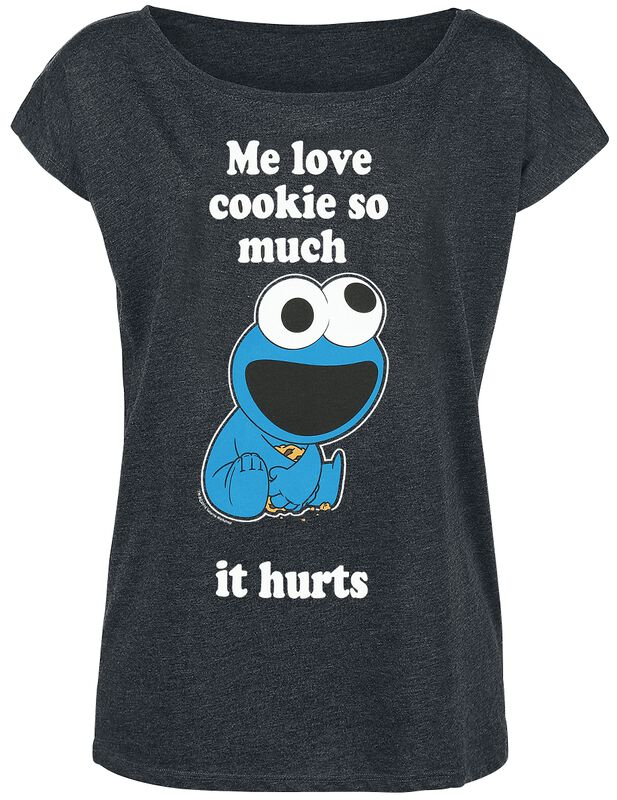 Cookie Monster - Me Love Cookies