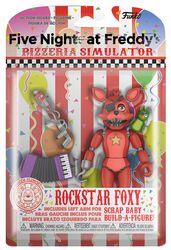 Akční figurka Pizza Simulator - Rockstar Foxy