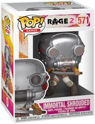 Rage 2 Vinylová figurka č. 571 Immortal Shrouded