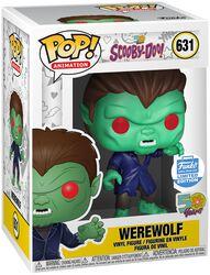 Scooby Doo Vinylová figurka č. 631 Werewolf (Funko Shop Europe)