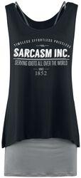 Šaty 2 v 1 Sarcasm Inc.
