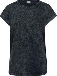 Dámské tričko s rozšířenými rameny