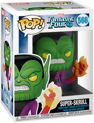 Vinylová figurka č. 566 Super-Skrull