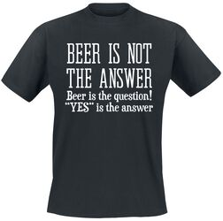 Beer Is The Question!