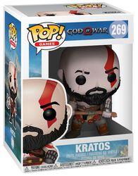 Vinylová figurka č. 269 Kratos