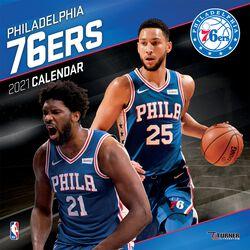 Philadelphia 76ers - kalendář 2021