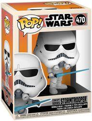 Vinylová figurka č. 470 Concept Series - Stormtrooper