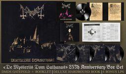 De Mysteriis Dom Sathanas - (25th Anniversary Edition)