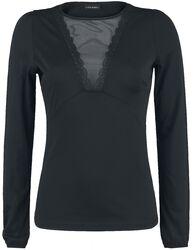 Black Evening Shirt