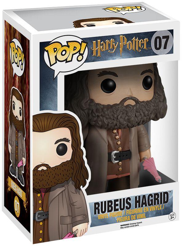 Vinylová figurka č. 07 Rubeus Hagrid