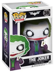 Vinylová figurka č. 36 The Dark Knight Trilogy - The Joker