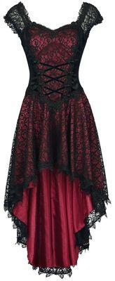 Dlouhé šaty Vokuhila