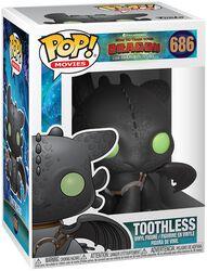 Vinylová figurka č. 686 3 - Toothless