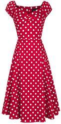 Puntíkové šaty Dolores Doll