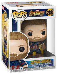 Vinylová figurka č. 288 Infinity War - Captain America