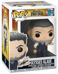 Ulysses Klaue Vinyl Figure 387