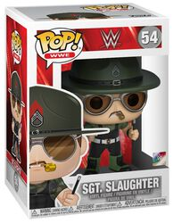 Sgt. Slaughter Vinyl Figure 54