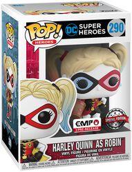 Vinylová figurka č. 290 Harley Quinn ako Robin