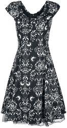 Šaty s odhalenými rameny Fantasy Floral