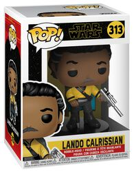 Vinylová figurka č. 313 Episode 9 - The Rise of Skywalker - Lando Calrissian