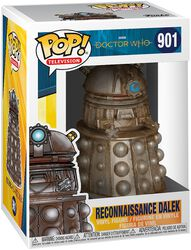 Vinylová figurka č. 901 Reconnaissance Dalek