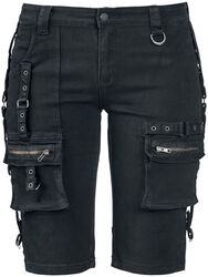 Strap Shorts
