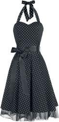 Šaty s malými puntíky