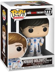 Vinylová figurka č. 777 Howard Wolowitz in Space Suit