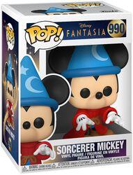Vinylová figurka č. 990 Fantasia - Sorcerer Mickey