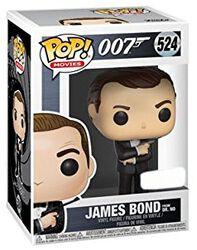 Vinylová figurka č. 524 James Bond (Sean Connery) In Dr.No