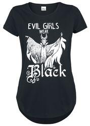 Maleficent - Evil Girls Wear Black