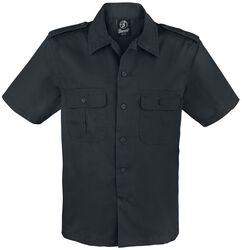 Košile US s polovičními rukávy