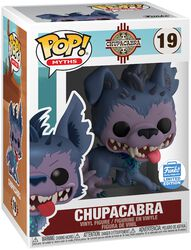 Vinylová figurka č. 19 Chupacabra (Funko Shop Europe)